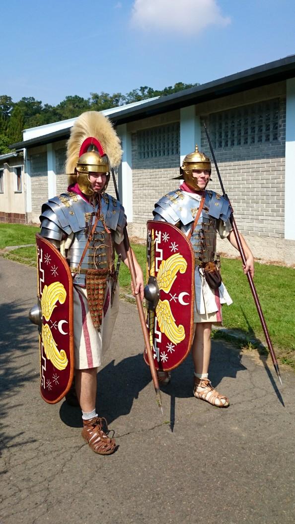 Ti Římani jsou ale blázni...