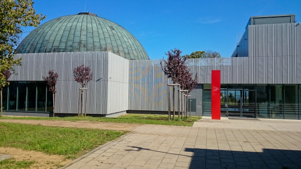 Brno hvězdárna a planetárium