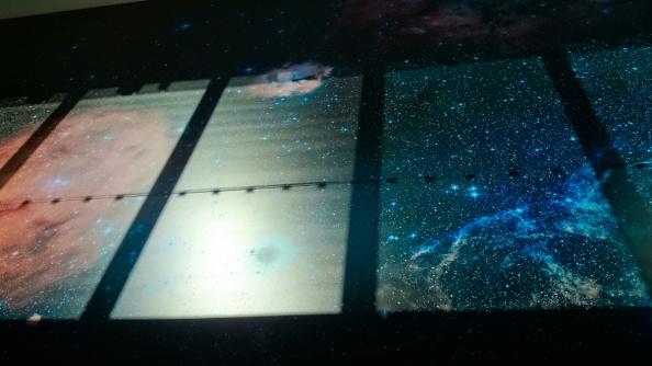 Okna vesmíru dokořán