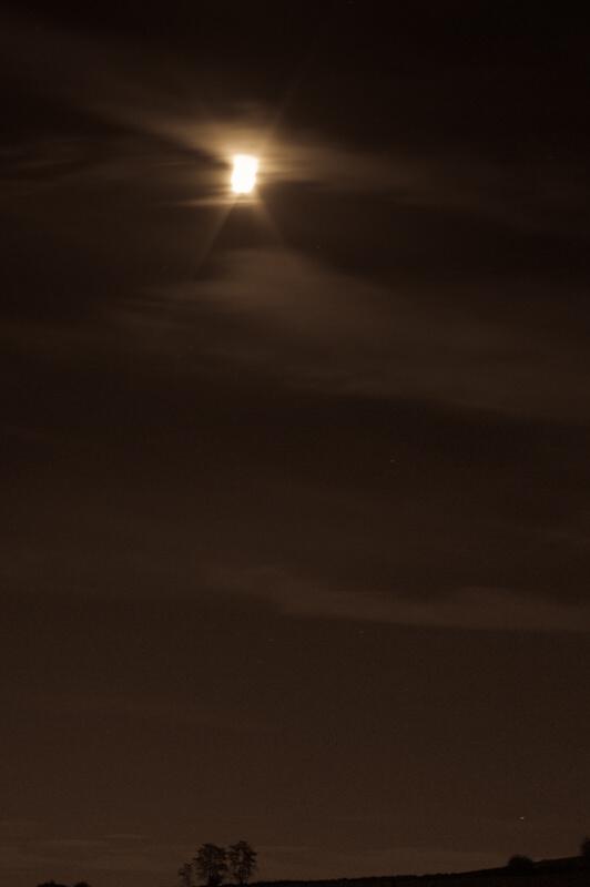 Světlo ve tmě