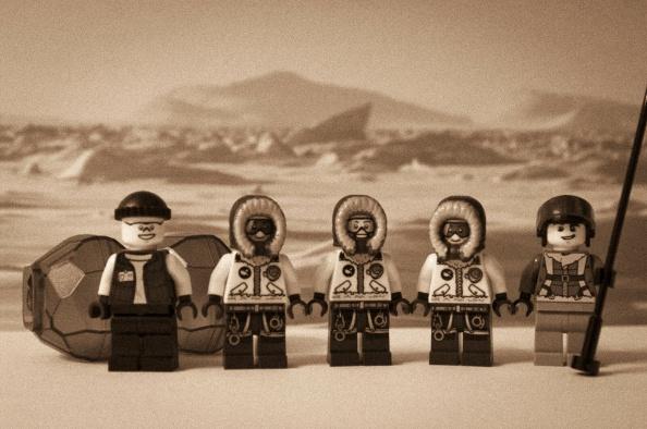 Dobytí severního pólu 9. dubna 1909